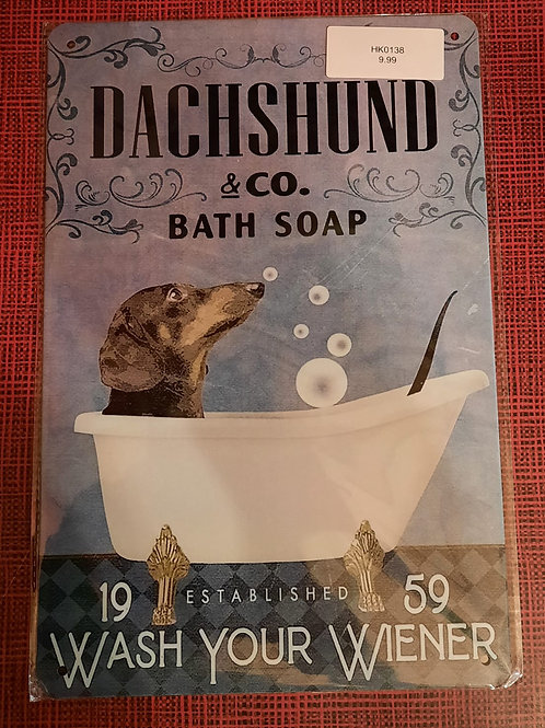 Dachshund & Co Bath soap  HK0138