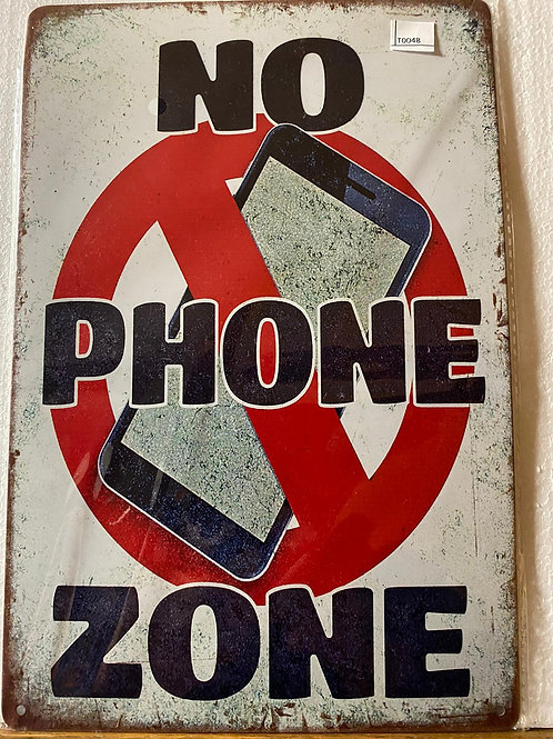 No Phone zone T0048