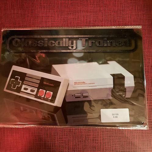 Classic Trained Nintendo  S0159