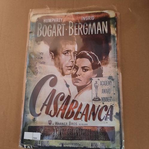 Casablanca F004