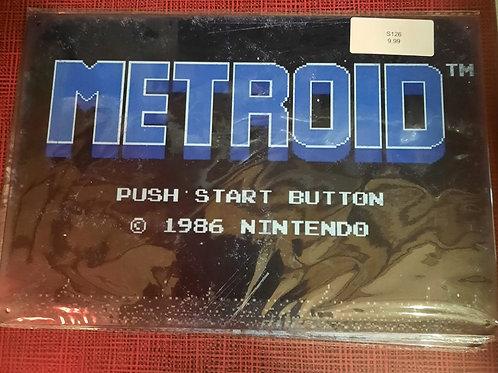 Nintendo Metroid S126