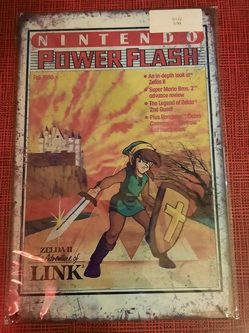 Nintendo Powerflash Zelda II  S122