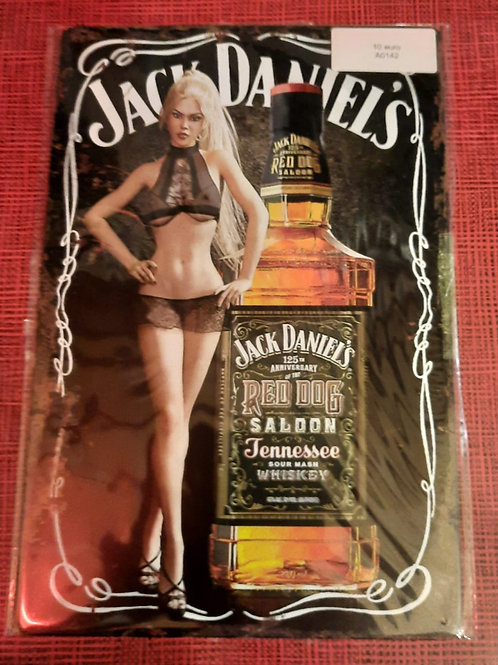 Jack Daniels Red Dog Saloon Tennessee A0142