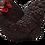 Thumbnail: Liggende zwarte kip 37000155Z  binnenkort leverbaar