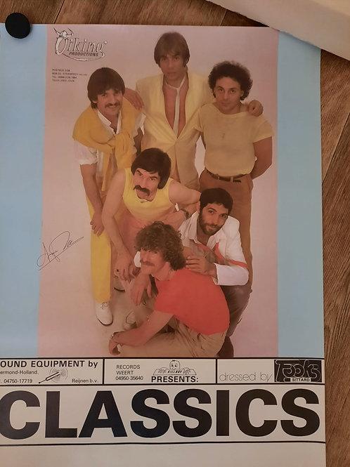 Poster van The Classics 1980  nr 3