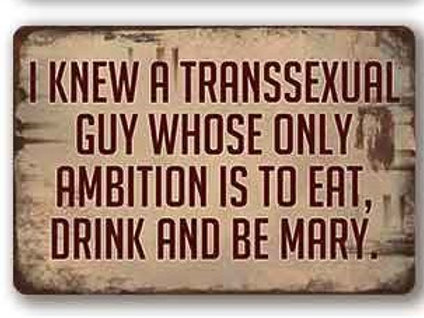 I knew a transsexual guy  TH8838