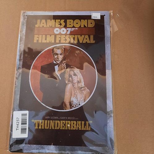 James Bond 007 Thunderball  F0014