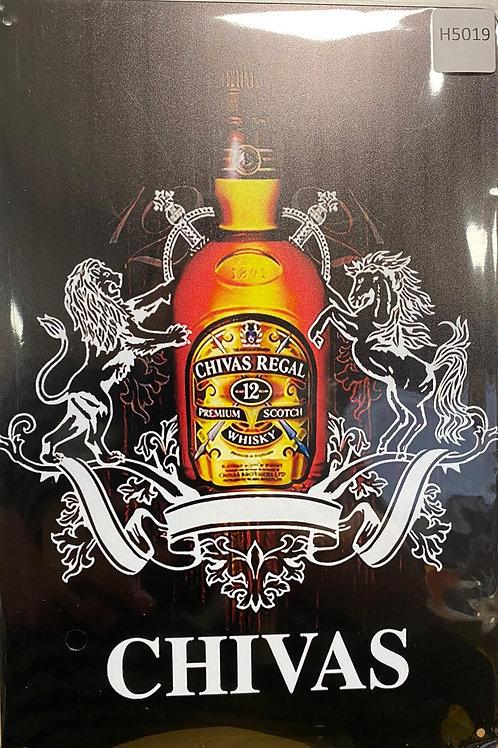 Chivas Regal Whiskey  H5019