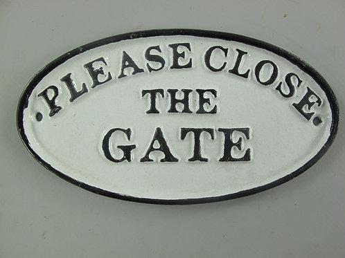 please close the gate 265.309