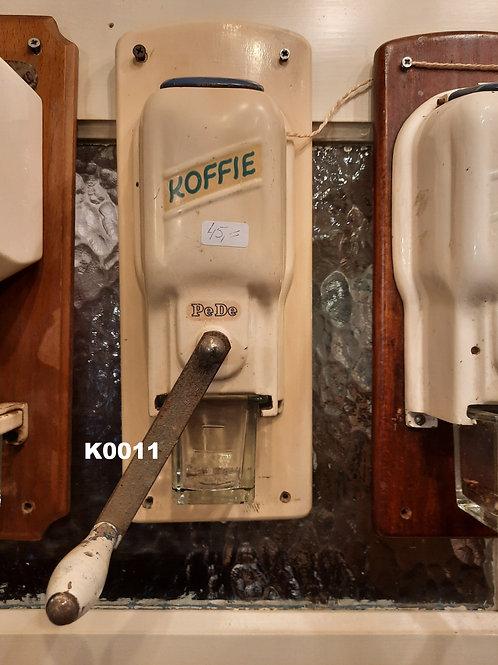 Oude koffiemolen PEDE K0011