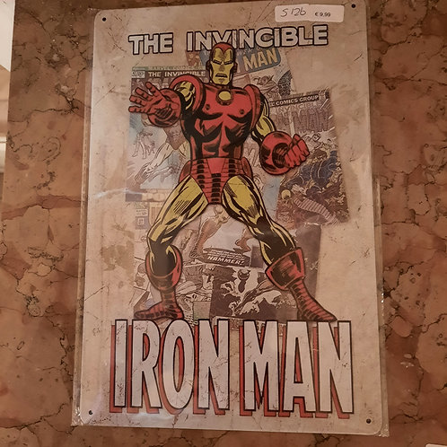 The Invincible IronMan S126