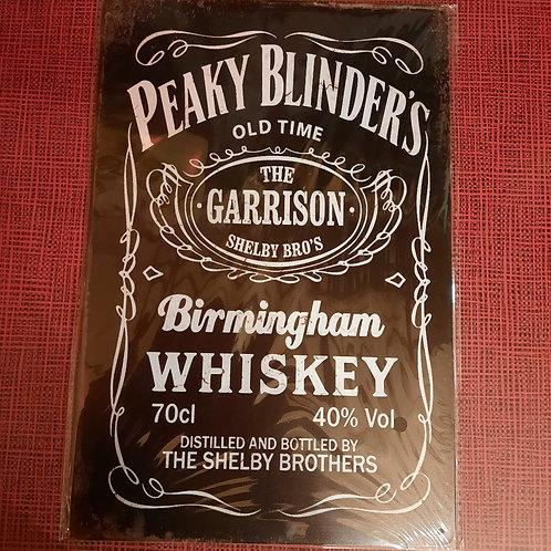 Peaky Blinders Whiskey   HK0421