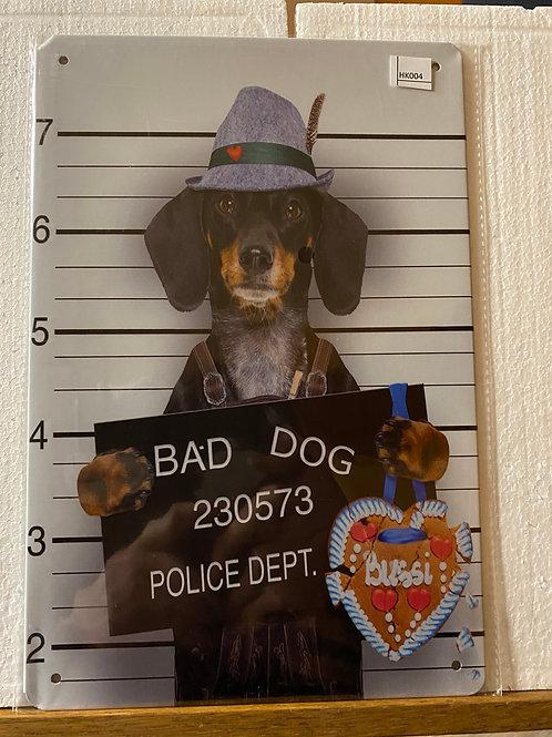 Bad Dog HK004 Teckel