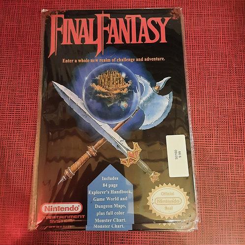 Nintendo Final Fantasy S0160