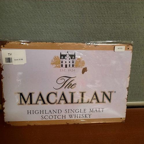 The Macallan Whisky A0153