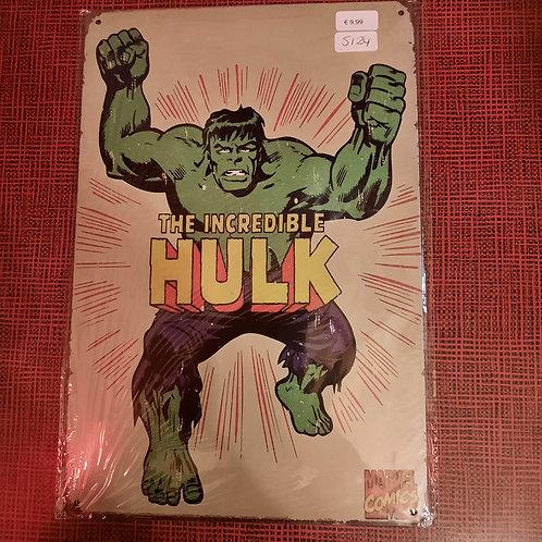 The Incredible Hulk  S124