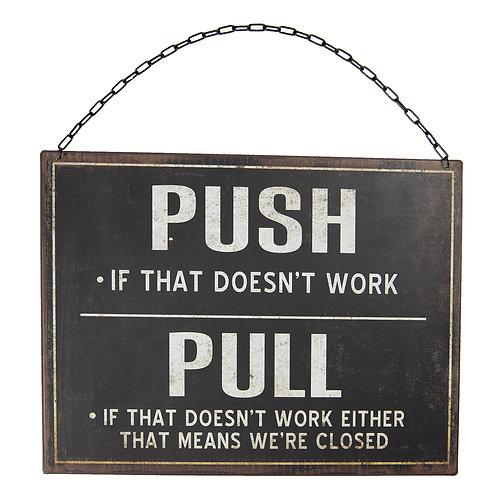 Push/ Pull   6Y3954