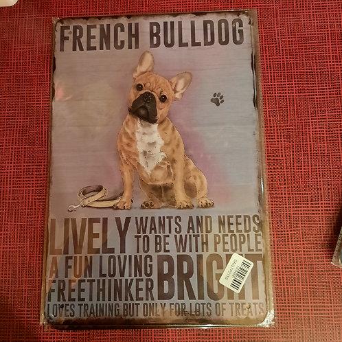 French Bulldog  HK434