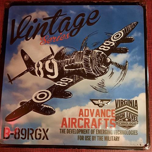 Vintage aircraft 997