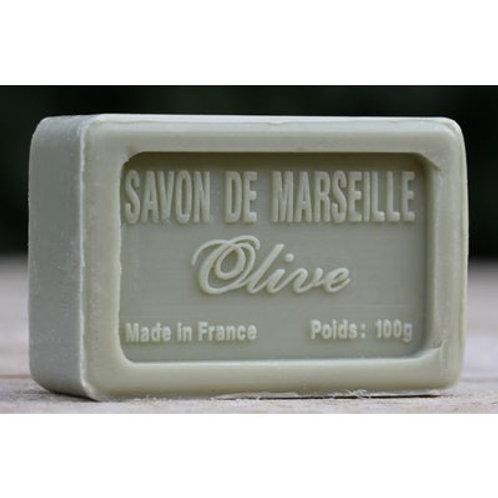 Marseille zeep Olijven