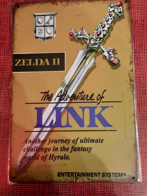 Zelda II The Adventure  S01663