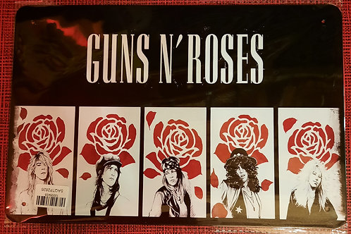 Kopie van Guns and roses   HK437