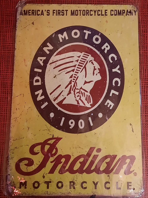 Indian Motorcycle  S214
