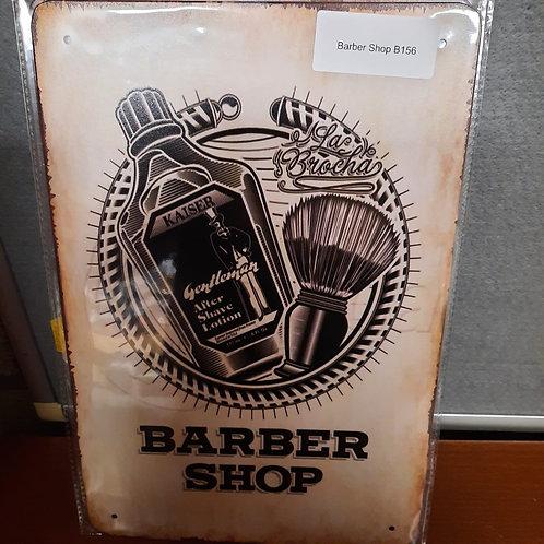 Barbershop  La Brocha B156