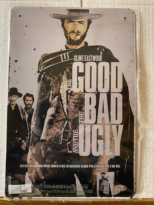 The Good, the Bad and the Ugly F003 Clint Eastwood
