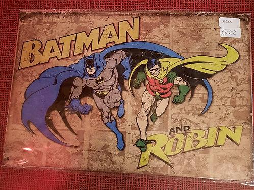 Batman and Robin  S122