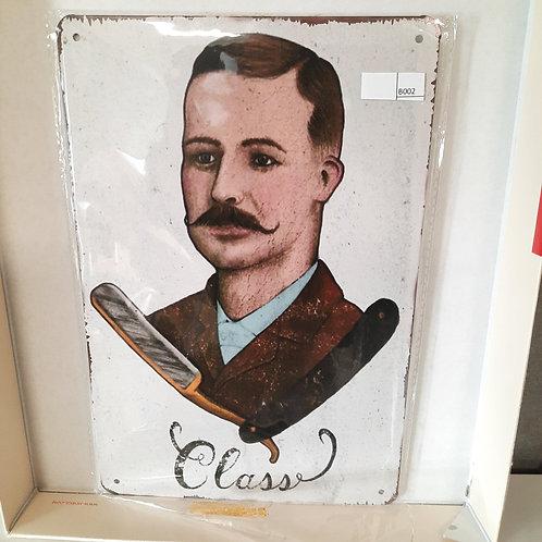 Barber Class  B002
