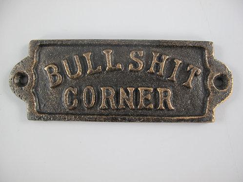 Bullshit Corner  102.132