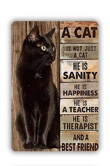 A Cat is not just a cat  THC682
