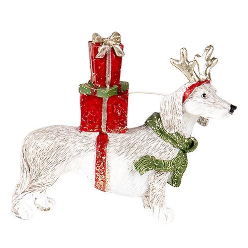 Kersthanger Teckel   6PR4603
