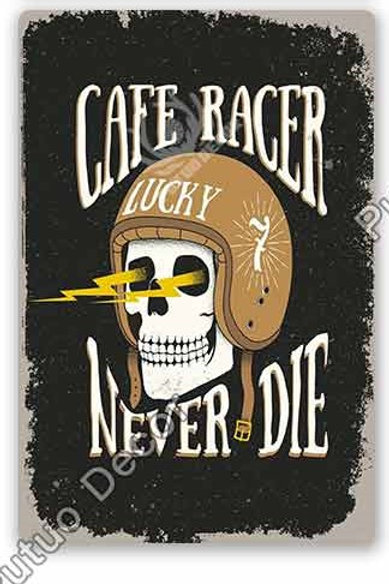 Cafe Racer never die TH8388
