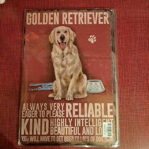 Golden Retriever  HK435