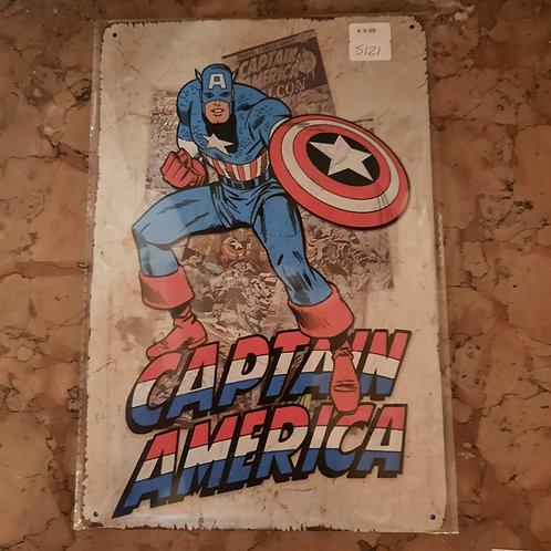 Captain America S121
