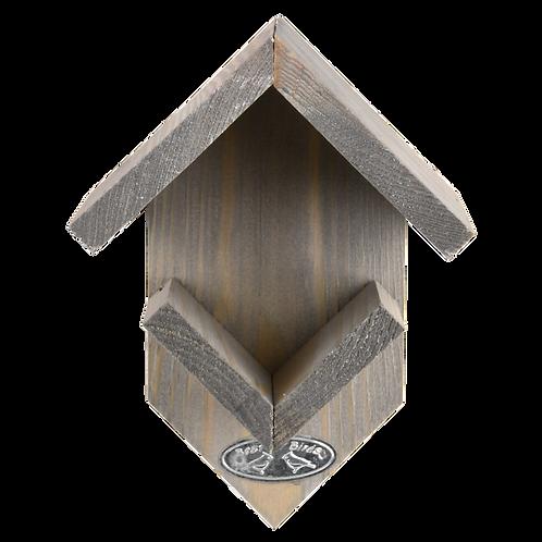 Pindakaashuis oud hout  FB249       FSC100%