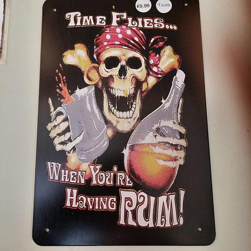 Time Flies Rum T0155