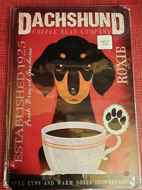 Dachshund Coffee Bean Company  HK0171