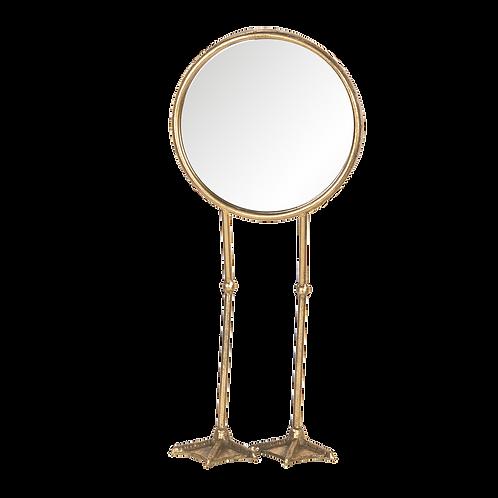 spiegel met eendevoeten  62S160