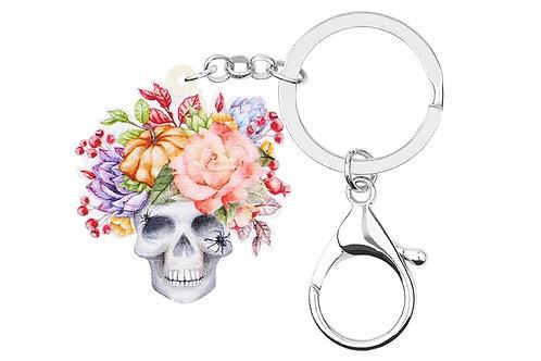 Sleutelhanger Skull HK611