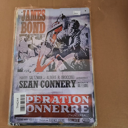 James Bond Thunderball F0019