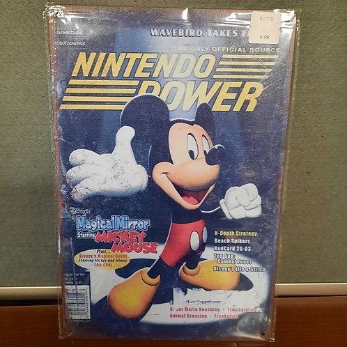 Mickey Mouse Nintendo S0170