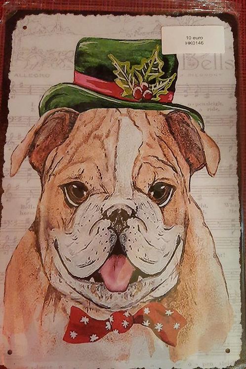 Bulldog Jingel Bel  HK0146