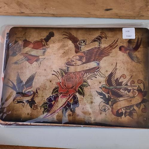 Tattoo Birds  T0067