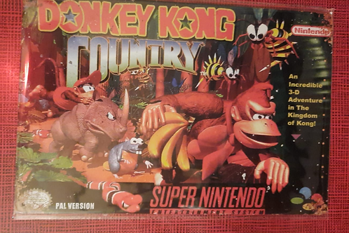 Nintendo Donkey Kong  S0143