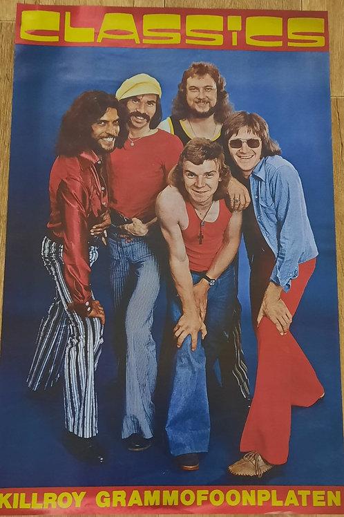 Originele Poster van The Classics nr 7
