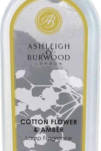 500 ML Cotton Flower & Amber