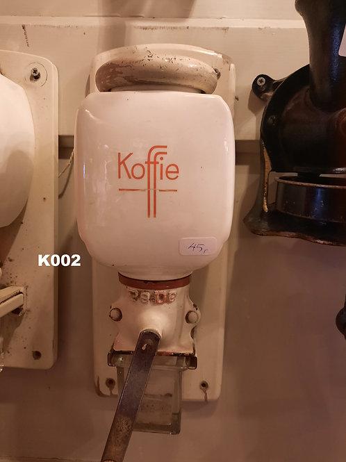 oude koffiemolen PEDE K002